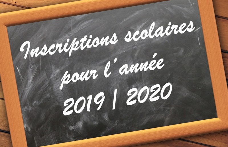 Annee Scolaire 2019 2020 Campagne D Admissions Et Tests